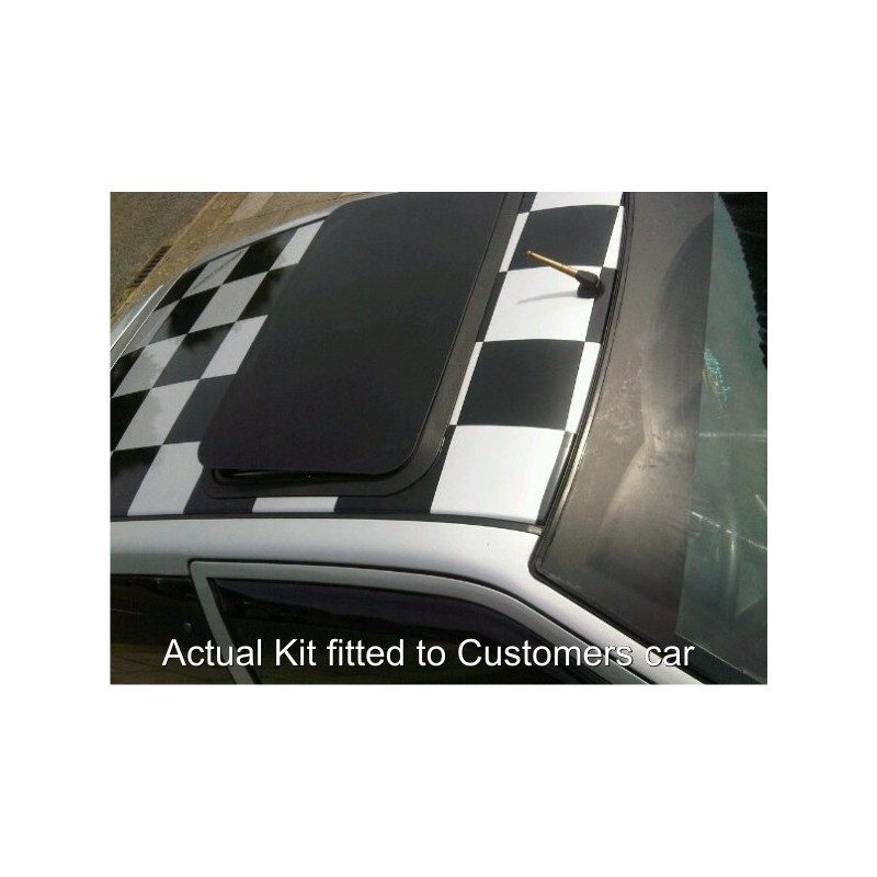 Chequered Roof Kit