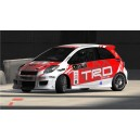 Toyota Yaris 2011 WRC Full Rally Graphics Kit