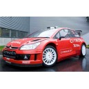 Citroen C4 WRC 2008 Full Rally Graphics Kit