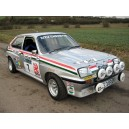 Vauxhall Opel Chevette HSR 1978 Full Rally Graphics Kit