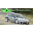 Renault Clio 1995 Diac Full Graphics Kit