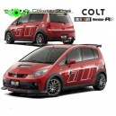 Mitsibushi Colt RalliArt Full Rally Graphics Kit