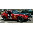 Datsun 240z 1971 Rally Full Graphics Kit