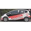 Honda Jazz WRC Full Graphics Kit
