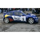 Renault Megane Team Diac 1996 WRC Full Graphics Kit