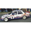 Ford Sierra 1992 CarGlass WRC Full Graphics Kit