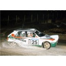 Skoda Felicia Castrol 1996 WRC Full Graphics Kit