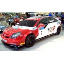 Vauxhall Vectra 2010 BTCC Rally Race Graphics Kit
