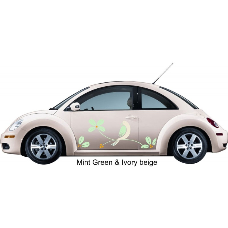 VW Beetle Decals Graphics