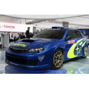 Subaru Impreza 2009 WRC Rally Graphics Kit