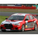 Mitsubishi Evolution X 2008 Rally WRC Full Graphics Kit