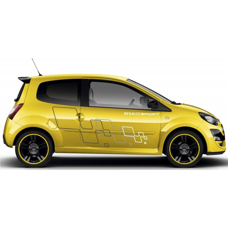 renault twingo sport logos. Black Bedroom Furniture Sets. Home Design Ideas