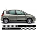 Renault Scenic Side Stripe Style 4