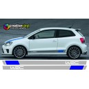 Volkswagen Polo R WRC Side Stripes