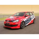 VW Polo R TSI Motorsport Full Rally Graphics Kit