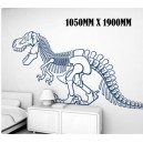Large Dinosaur Wall Art
