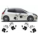 Renault Clio Custom Side Graphic 28