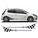 Renault Clio Custom Side Graphic 29