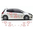 Renault Clio Custom Side Graphic 34