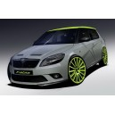 Skoda Fabia RS, VRS, S2000 Stripes