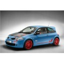 Renault Megane R26R Full Graphics Kit