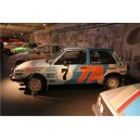 VW Golf 1986 MKII Motorsport Full Rally Graphics Kit