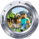 Minecraft World porthole