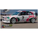 Toyota Corolla 1997 Australia WRC Full Rally Graphics Kit