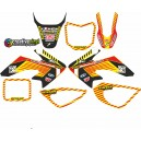 Honda CRF 50 MX Graphics Kit