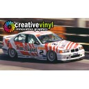 BMW 318 1994 San Miguel Graphics Kit