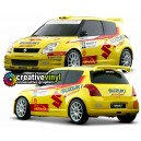Suzuki Swift WRC Full Graphics Race Rally Kit