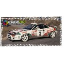 Toyota Celica  GT Gen 5 ST185 Castrol Full Rally Graphics Kit
