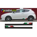 Alfa Romeo MITO Decal, Sticker, Graphic style 10