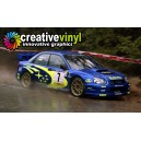 Subaru Impreza 2003 Rally WRC Rally Graphics Kit