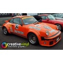 Porsche 934 RSR Jagermeister Full Graphics Kit