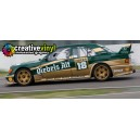 Mercedes Benz 190E AMG Diebels Alt Full Graphics Kit