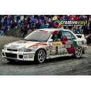 Mitsubishi Evolution 2 94 Monte Carlo WRC Full Rally Graphics Kit