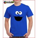 Cookie Monster Inspired T shirt