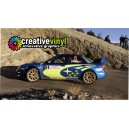 Subaru Impreza 2002 Rally WRC Rally Graphics Kit