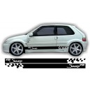 Citroen Saxo Side Stripe Style 15