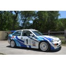 Ford Escort Tiger Stripes WRC Full Graphics Kit