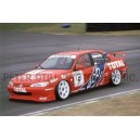 Peugeot 406 1996 BTCC Full Rally Graphics Kit
