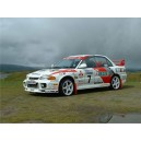 Mitsibushi Evolution 3 WRC Full Rally Graphics Kit