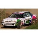 Subaru Legacy 1993 WRC Full Rally Graphics Kit