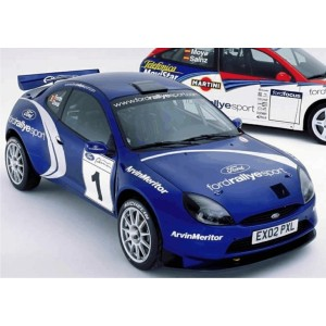 ford puma sticker