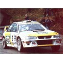 Subaru Impreza 2000 Rally San Remo API WRC Graphics Kit