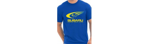 Subaru Clothing