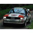 Audi Quattro Full Graphics Race Rally Kit