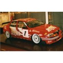 Alfa 156 1999 Super tourismo Giovanardi  Full Graphics Kit