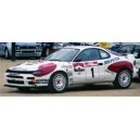 Toyota Celica 1992 Repsol Full WRC Rally Graphics Kit
